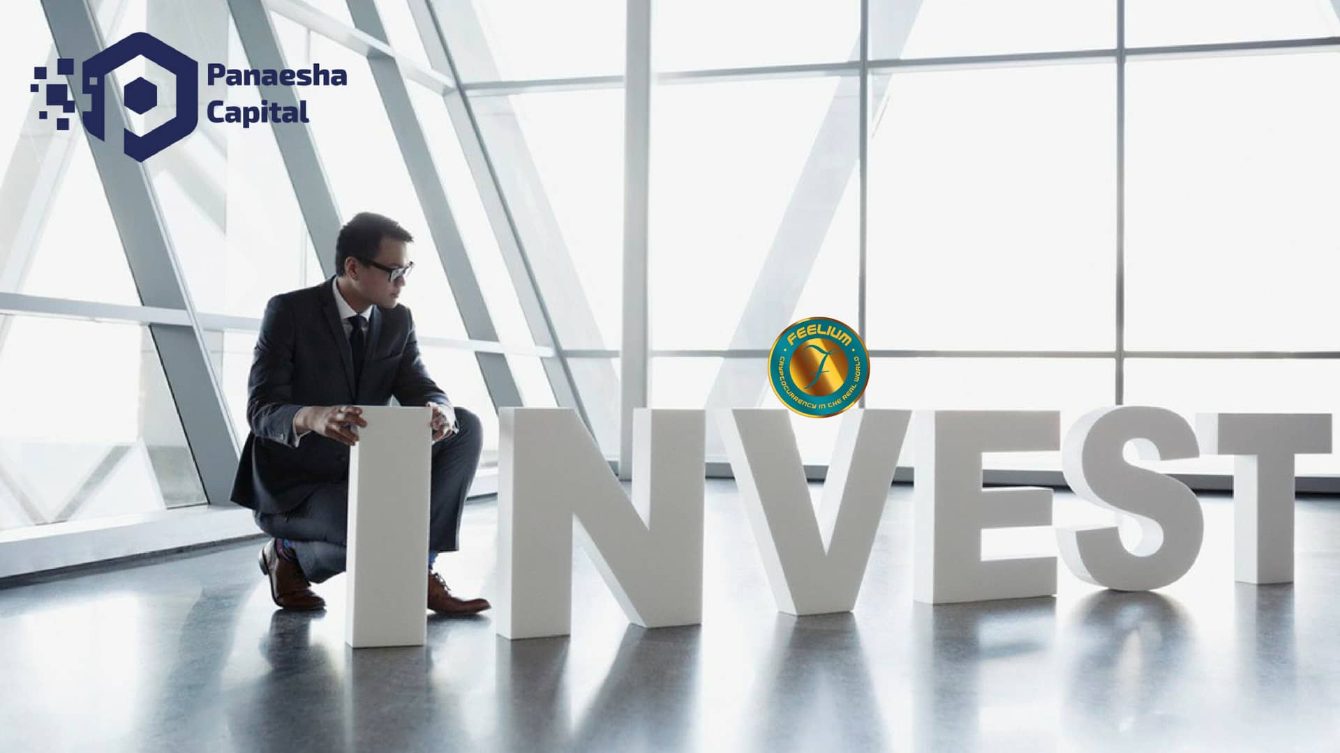 Panaesha Capital's Feelium Coin is a steal for the current price; 1 USD!