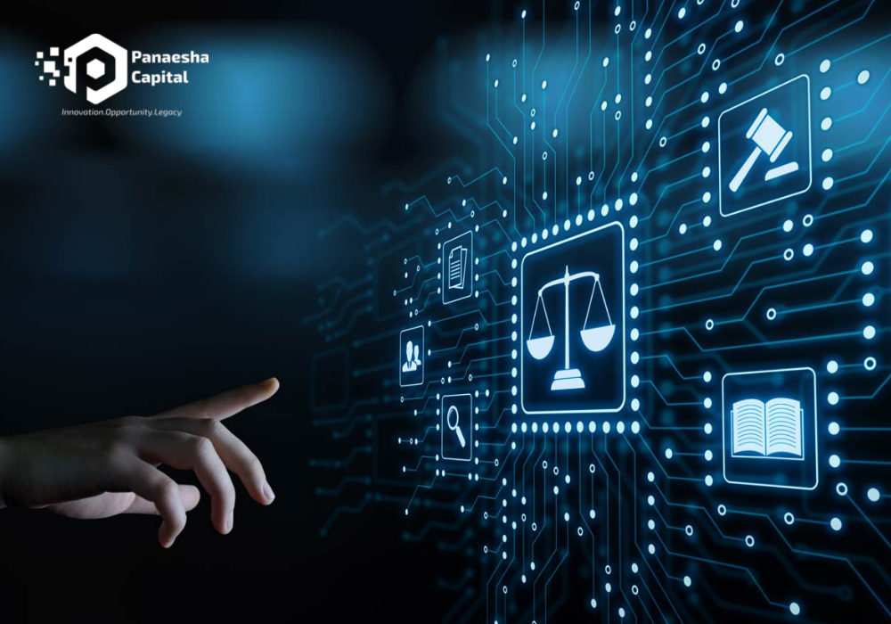 Blockchain and the legal profession